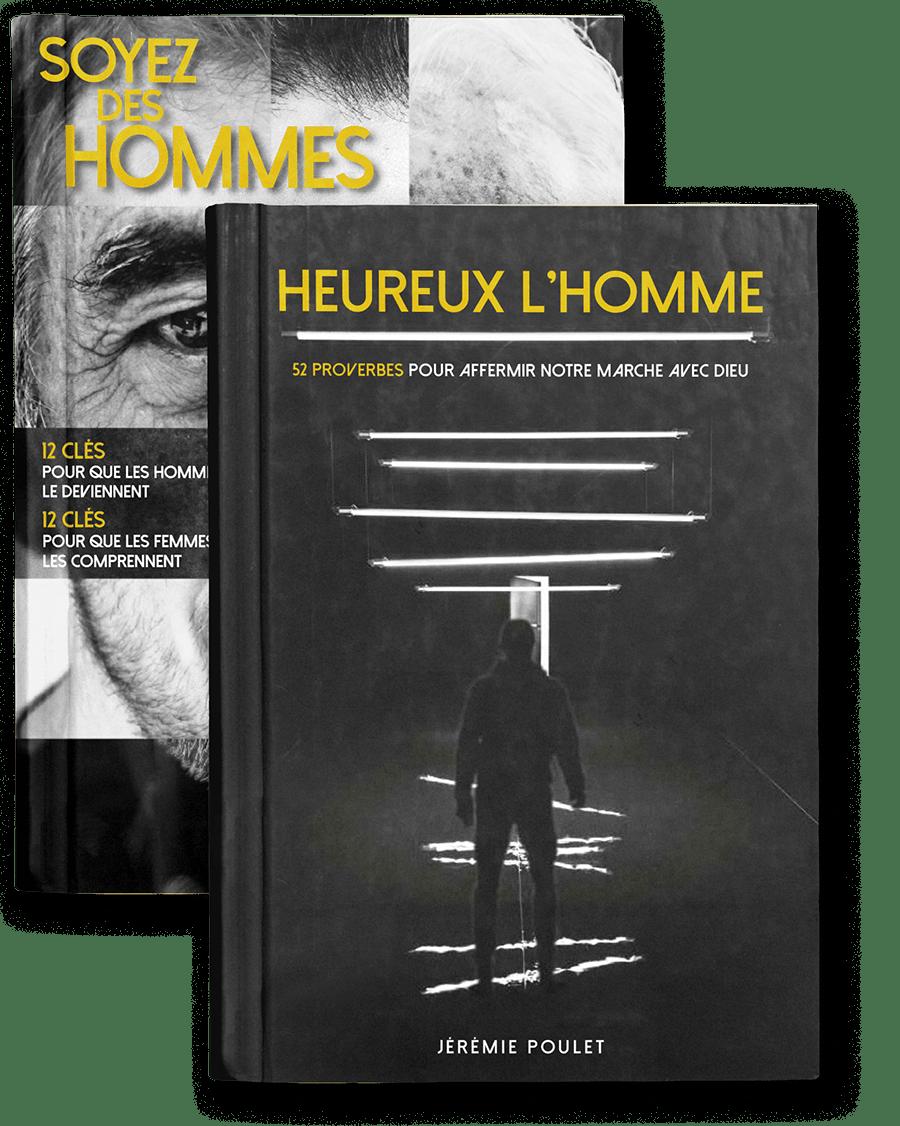 Livre Jérémie Poulet